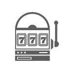 Machine à sous (icône)
